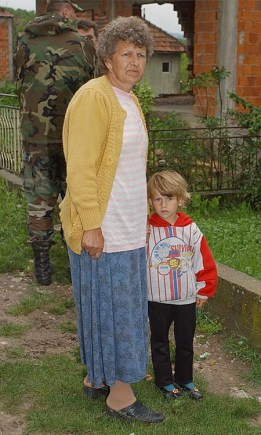 As I wrote about appreciating life, I came across this from my Bosnian deployment. It struck me that the child's shirt says, all over the world - survival. Maybe that appreciation is part of that survival. When given certain circumstances, if you are going to survive, you can choose to complain or choose to accept and embrace it. I choose to embrace it for what I can.